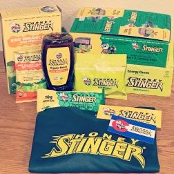 Honey Stinger Shipment