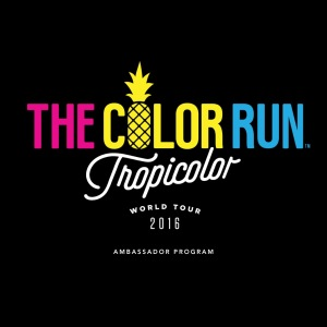 The Color Run ambassador