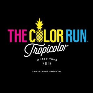 The Color Run ambassador