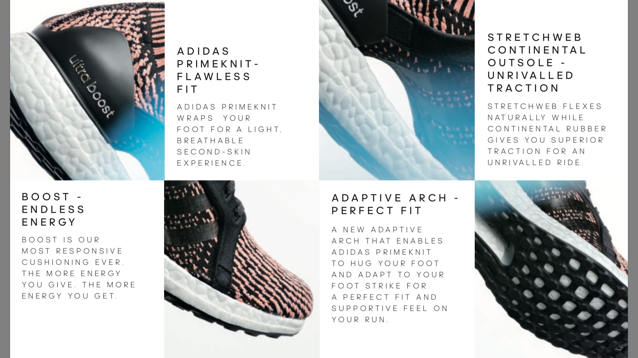 best sneakers faf81 48288 Review: Adidas Ultraboost X Shoes – Run Strong Run