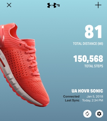 Review  UA HOVR Sonic Shoes – Run Strong Run 20095f56e1d