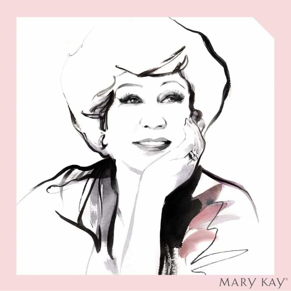 Happy birthday Mary Kay Ash, fearless founder of Mary Kay Inc.!